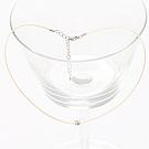 pu圆珠项链39606单层链, 平面/立体几何图形珠子 圆形