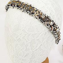 48532发箍发带, 蝴蝶结, 字母数字/符号发箍 数字5 花 珠子 蝴蝶结 流苏 衣服