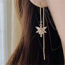 49206耳钉式, 蝴蝶结, 动物, 平面/立体几何图形耳线 蝴蝶