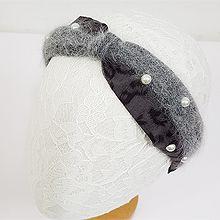 49077发箍发带, 平面/立体几何图形珠子 圆形 发箍 豹纹