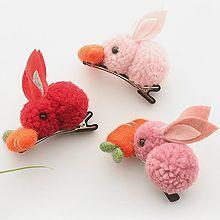 49139边夹顶夹, 植物, 动物兔子 萝卜