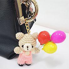 46786动物小熊 气球