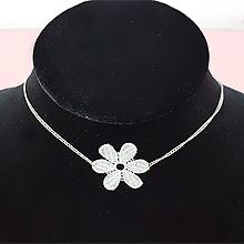 47433锁链形, 单层链, 植物花