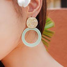 47560耳钉式圆形 圆环