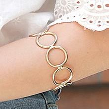 47365手镯形, 单层链圆形 圆环