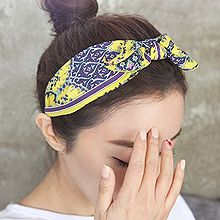 47759发箍发带, 蝴蝶结, 植物, 平面/立体几何图形花 蝴蝶结 发箍