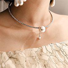 49503单层链, 平面/立体几何图形珠子 圆形