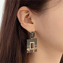 51665耳夹圆形 耳夹 整件925银