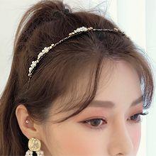 51548发箍发带发箍 珍珠 珠子