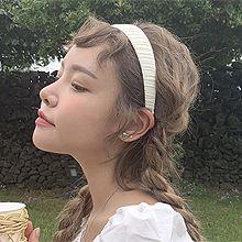 51662发箍发带纯色 发箍