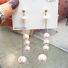 51823耳钉式珠子 珍珠