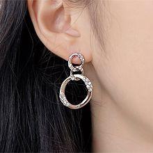 51835耳钉式圆环