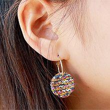 51992耳圈耳扣圆形