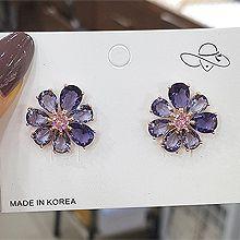 52063耳钉式, 植物花
