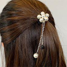 51924发圈发绳, 植物珍珠 珠子 花 流苏 renachris