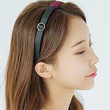 52102发箍发带圆形 拼色 发箍 renachris