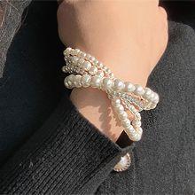 51919穿珠链, 多层链珍珠 珠子 四层
