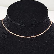 51793单层链, 其他分类特征整件925银 明星款