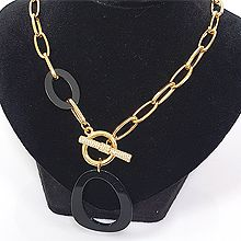52090锁链形, 单层链椭圆形