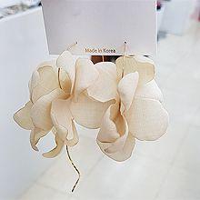 52390耳钉式, 耳圈耳扣, 植物花