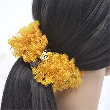 52115香蕉夹, 蝴蝶结, 植物蝴蝶结 花 毛毛