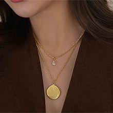 52229珠仔链, 多层链圆形 双层 巴洛克珍珠 珠子