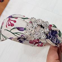 49712发箍发带, 植物, 平面/立体几何图形花 发箍 叶子