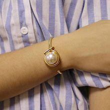 49957手镯形, 单层链珠子