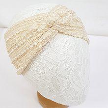50074发箍发带, 平面/立体几何图形蕾丝 发带 交叉 纯色