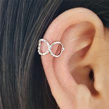50076耳夹圆形 X形