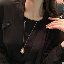 50178锁链形, 单层链, 平面/立体几何图形圆形 珠子