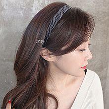50180发箍发带, 平面/立体几何图形交叉 发箍 纯色