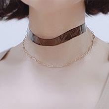50138锁链形, 绳子形, 多层链透明 锁链型 双层