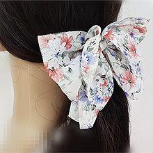50507发圈发绳, 边夹顶夹, 蝴蝶结, 植物, 平面/立体几何图形花 蝴蝶结