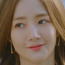 50516耳圈耳扣长方形 椭圆形 整件925银 明星款 朴敏英 韩剧 她的私生活