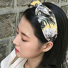 50509发箍发带, 蝴蝶结, 植物, 平面/立体几何图形花 发箍 蝴蝶结