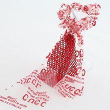 50672发圈发绳, 蝴蝶结, 字母数字/符号, 平面/立体几何图形蝴蝶结 网纱 字母