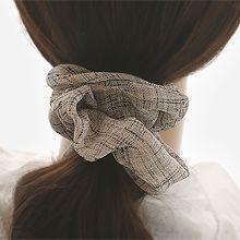 50673发圈发绳方格 条纹