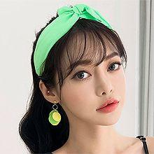 50677发箍发带, 蝴蝶结, 平面/立体几何图形蝴蝶结 纯色 发箍