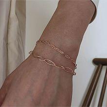 50715锁链形, 多层链, 平面/立体几何图形椭圆形