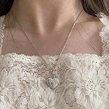 50671锁链形, 单层链, 心形, 平面/立体几何图形心形