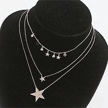 50763锁链形, 多层链, 天体自然现象, 平面/立体几何图形3件套 星星 圆形