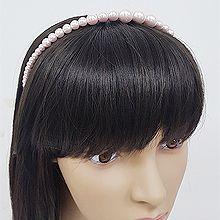 51039发箍发带, 平面/立体几何图形珠子 发箍 圆形