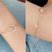 51075锁链形, 单层链圆环