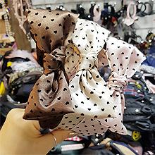 51318发箍发带, 蝴蝶结, 心形蝴蝶结 心形 发箍