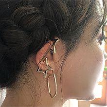 51388耳夹, 天体自然现象星星 耳骨耳钉