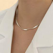 54260单层链, 其他分类特征蛇链