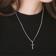 54353锁链形, 单层链, 十字架十字架