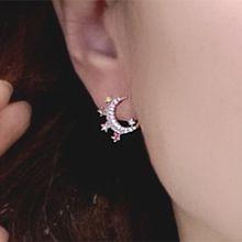 54429耳�式, 天�w自然�F象月亮 星星 珍珠 珠子 �A形
