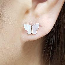 54597耳钉式, 动物蝴蝶